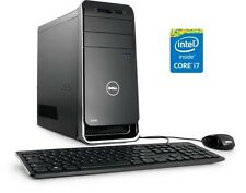 Dell XPS Gaming Computer Intel Core i7 4GHz 16GB 2TB GeForce GTX 4GB Windows 7