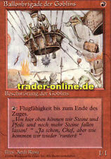 Ballonbrigade der Goblins (Goblin Balloon Brigade) Magic limited black bordered