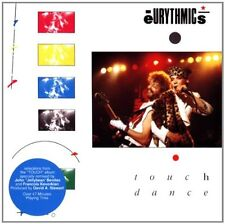 Eurythmics - Touch Dance - UK CD album 1984