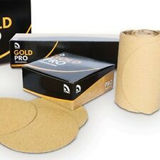 "USC  6"" Grip P320 Gold Paper anti-clog coating extends product performance."