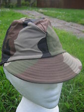French Army Surplus Camo Fatigue Hat Kids Size Small  55 NEW