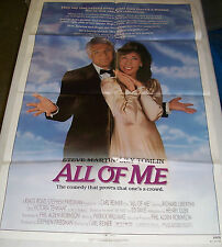 All of Me Steve Martin Lily Tomlin Original Movie Poster Film 840079 1 One Sheet