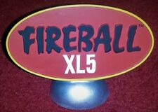 NEW Robert Harrop Fireball XL5 Collection Plaque Supermarionation