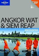 Lonely Planet Angkor Wat & Siem Reap Encounter-ExLibrary