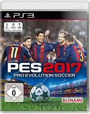 PS3 PES 2017 Pro Evolution Soccer 17 Football game new
