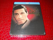 The GoDFaTHeR ParT II - blu ray sTeeLBooK ***BRaND NeW***
