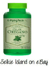 Oil of Oregano 150 Quick Release Softgels 1,500 MG Exp 01/2019 Free Ship!