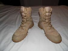 Wellco T121 Sniper Hot Weather Desert Tan Boot size 12 W