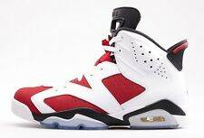 Air Jordan Retro 6 VI Carmine 2014, OG, OvO, Supreme, fade 11, Flu game