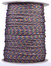 Autism Awareness - 550 Paracord Rope 7 strand Parachute Cord - 1000 Foot Spool