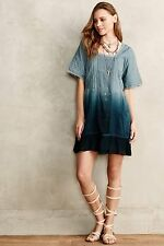 NWT Anthropologie [Ocean Dipped Tunic Dress/ Size XS ]