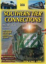 Southern Tier Connections Delaware Funnel Vol 1 DVD NEW NYS&W Sealand Stacks