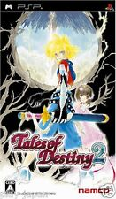 Used PSP Tales of Destiny 2 japan import game