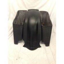 "4"" STRETCHED EXTENDED SADDLEBAGS AND CUT FENDER FOR TOURING HARLEY DAVIDSON"