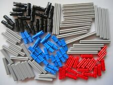 LEGO TECHNIC Assortiment Lot 100 Connecteurs Pin Stopper Bush Axes Vrac Kg NEUF