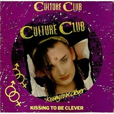 Culture Club Kissing To Be Clever Uk PICTURE DISC Lp