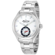 Alpina Horological Smartwatch Stainless Steel Mens Watch AL-285S5AQ6B