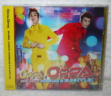 DONGHAE & EUNHYUK Oppa Taiwan CD only -Normal Edition- (Super Junior) 4-trks