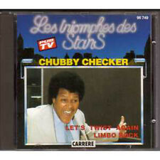 CD Chubby Checker Les triomphes des Stars France only compilation