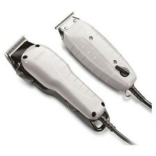 Andis Barber Combo Powerful Clipper/Trimmer Combo Kit AN66325