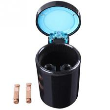 Portable Car LED Light Ashtray Auto Travel Cigarette Ash Holder Cup