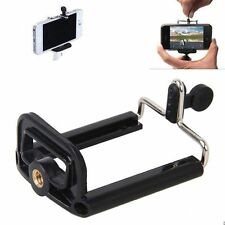 Camera Stand Clip Bracket Holder  Monopod Tripod Mount Adapter for phones