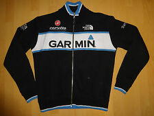 Castelli Team GARMIN cycling track top suit jersey North Face Cervelo size XXL