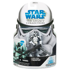 STAR WARS CLONE SCUBA TROOPER THE LEGACY COLLETION BD No. 10 MISB new