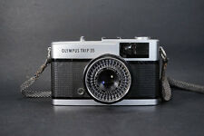 Olympus Trip 35, Zuiko 40/2.8 lens | Good condition, seems to be fully working