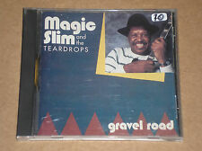 MAGIC SLIM AND THE TEARDROPS - GRAVEL ROAD - CD U.S.A.