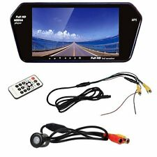 7 Inch Full HD LED Touch Screen+8LED Reverse Camera-Hyundai i20 Type 2