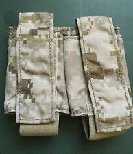 Eagle Industries AOR1 40MM Double Grenade Pouch MOLLE Navy SEALS DEVGRU NSW