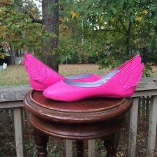 US Size 5 Adidas Jeremy Scott JS Wings HOT FIVE  Ballerina Shoes G43771 HOT PINK