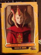 Star Wars 2012 Galactic Files 1 #12 Queen Amidala Queen of Naboo NrMint-MINT
