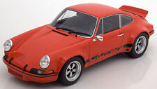 GT Spirit 1973 Porsche 911 2.8L RSR Street Orange LE 1500pcs 1:18*New*