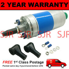 HIGH POWER 255 LPH IN-LINE OUTSIDE TANK FUEL PUMP FOR FORD ORION 1.3 1.6 83-86
