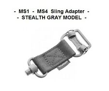 Magpul - MAG 519 - GRY GRAY - MS1 - MS4 Sling Adapter - NEW - Stealth GRAY