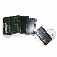 10x Aufbewahrung Versand Box Arbeitsspeicher Notebook RAM  Storage Speicher Tray