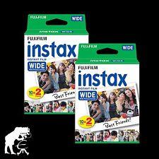Fuji Instax DP 4x10 Aufnahmen Wide Picture Format für Wide 100 / 200 / 210 / 300