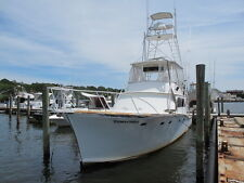 1980 Norseman Sportfisherman 52 fishing yacht boat Project Clean Title