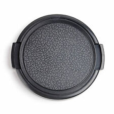 55mm Snap-on Front Lens Cap Cover for Canon Nikon Olympus Sony Pentax