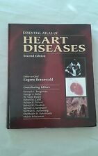 Essential Atlas of Heart Diseases Eugene Braunwald Second Edition Very Good