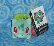 Bulbasaur Key Chain Plush Doll Toy with Clip Pokemon Center USA NwTs from 2014
