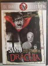SANTO EN EL TESORO DE DRACULA - Cardona DVD