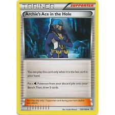 POKEMON XY PRIMAL CLASH * 124/160 Archie's Ace in the Hole