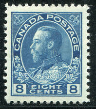 CANADA #115 XF Light Hinged Issue - King George V - S8014