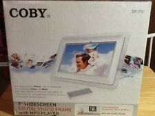 "Coby DP-772 7"" Digital Picture Frame"