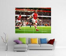 ALEXIS SANCHEZ ARSENAL GIANT WALL ART PHOTO POSTER