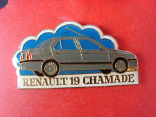 pins pin auto car renault 19 chamade