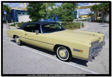 Cadillac: Eldorado Low Mileage